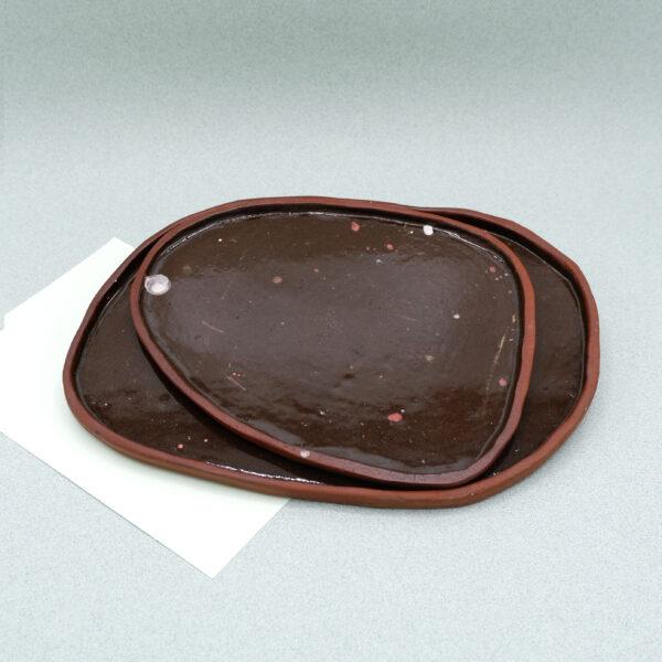sofiedecleene-keramiek-bord-bruin-2-3