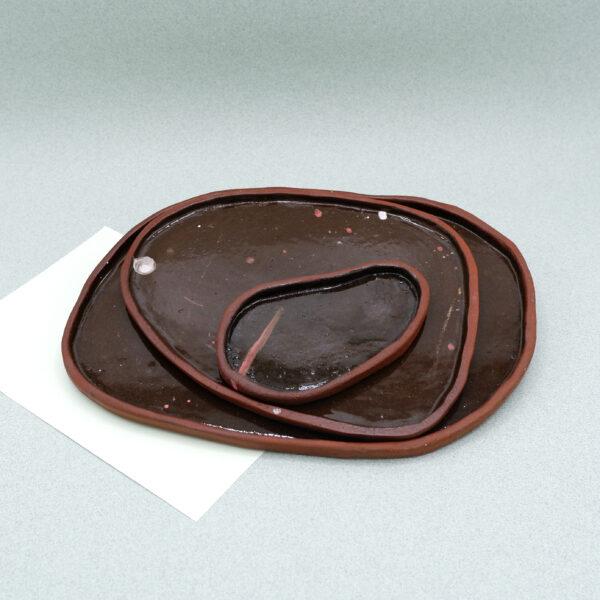 sofiedecleene-keramiek-bord-bruin-2-2