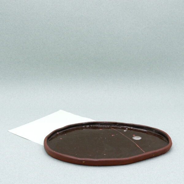 sofiedecleene-keramiek-bord-bruin-1-1
