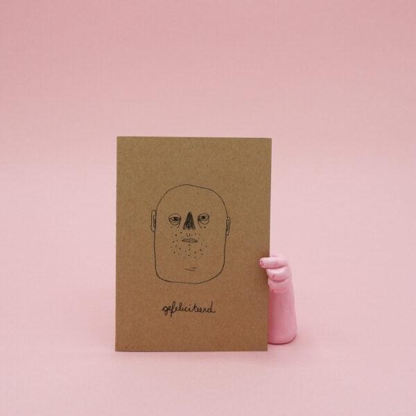 sofiedecleene-postkaart-gefeliciteerd